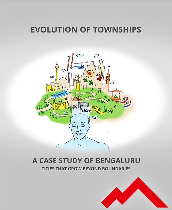 Evolution Of Townships A Case Study Of Bengaluru Cities That Grow Beyond Boundaries