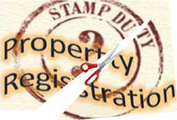 States to charge lower stamp duty for affordable housing