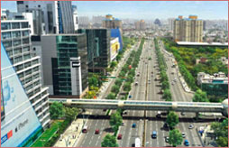 Series of development projects for Gurgaon